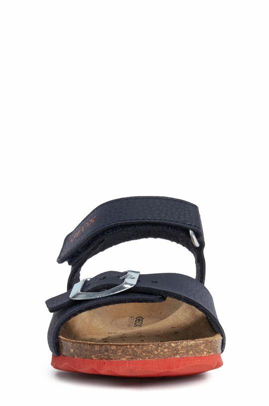Geox - Detské sandále  Zvršok: Syntetická látka Vnútro: Prírodná koža Podrážka: Syntetická látka