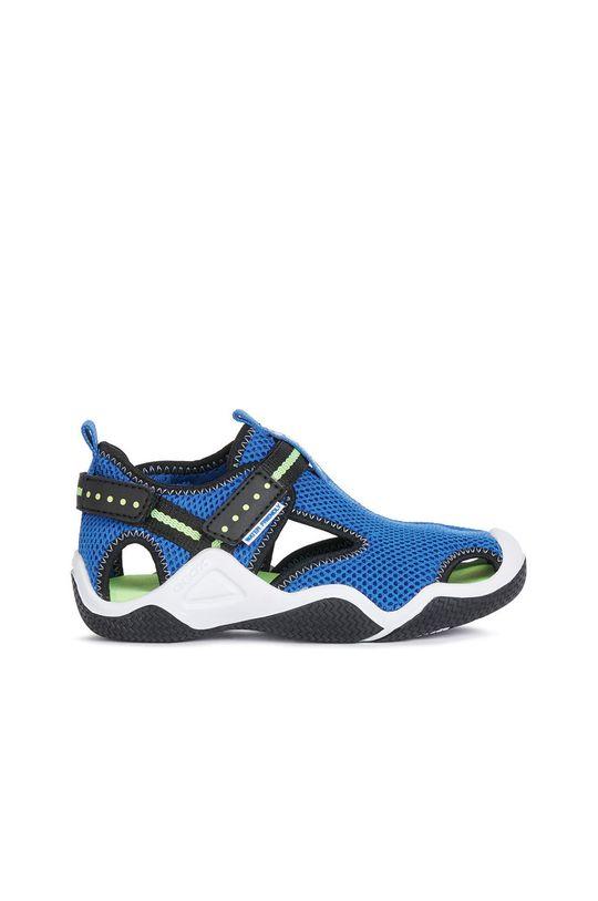 fialová Geox - Dětské sandály Chlapecký