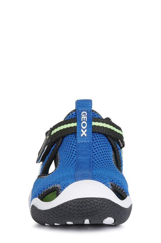 Geox - Dětské sandály  Svršek: Umělá hmota, Textilní materiál Podrážka: Guma Vložka: Textilní materiál