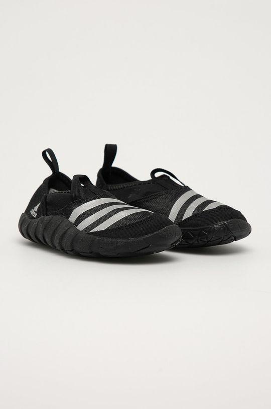 adidas Performance - Buty dziecięce Jawpaw czarny
