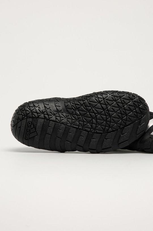 czarny adidas Performance - Buty dziecięce Jawpaw