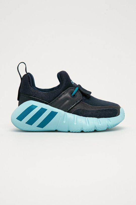 námořnická modř adidas Performance - Dětské boty Rapidazen Chlapecký