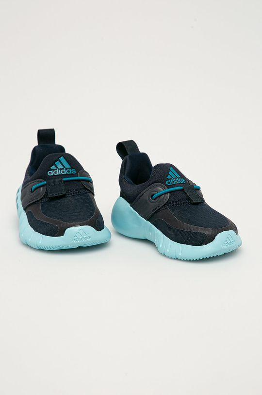 adidas Performance - Dětské boty Rapidazen námořnická modř