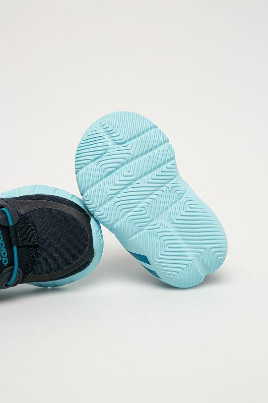 námořnická modř adidas Performance - Dětské boty Rapidazen