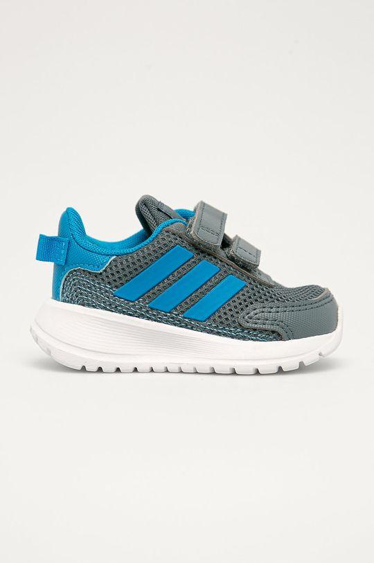 šedá adidas - Dětské boty Tensaur Run Chlapecký