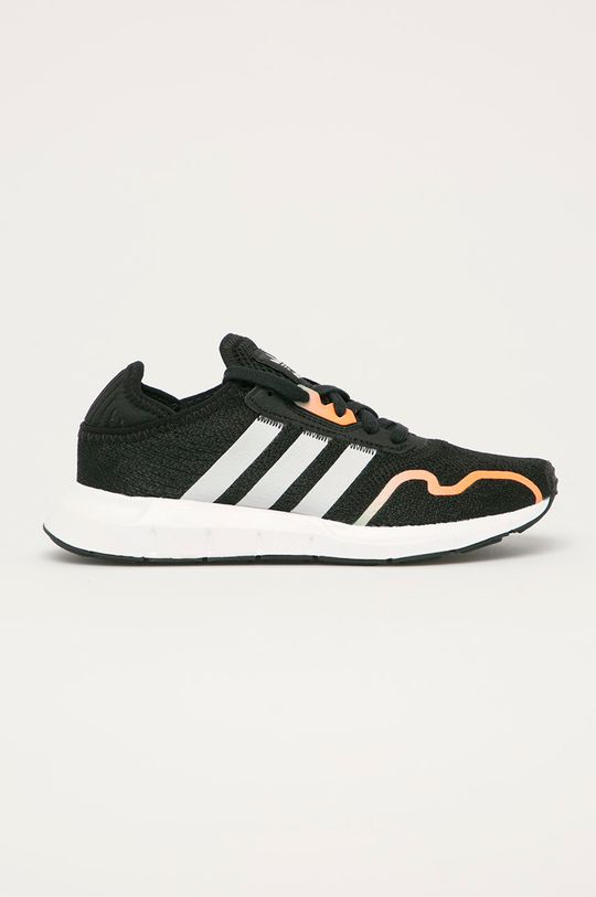 černá adidas Originals - Dětské boty Swift Run X Chlapecký