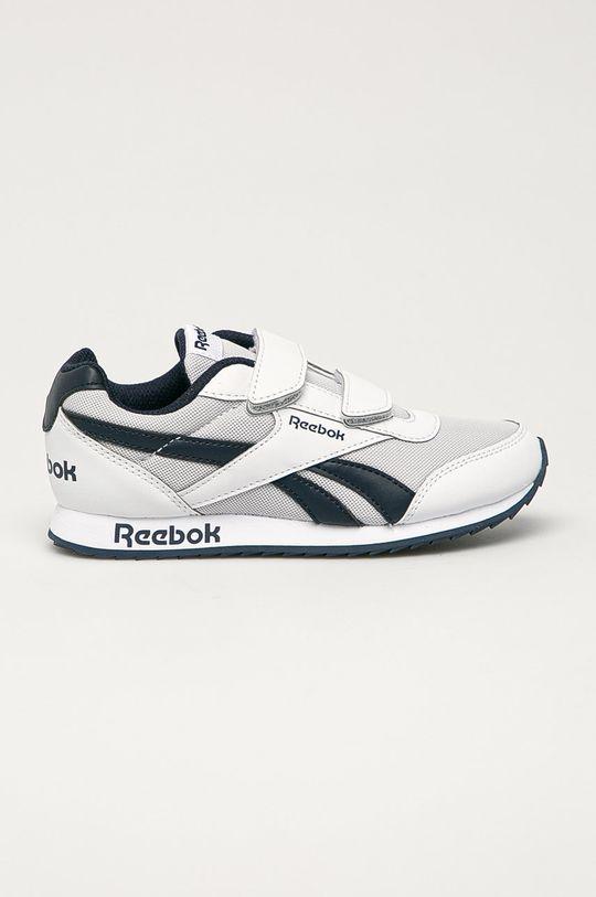 bílá Reebok Classic - Dětské boty Royal Chlapecký