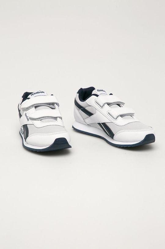 Reebok Classic - Dětské boty Royal bílá