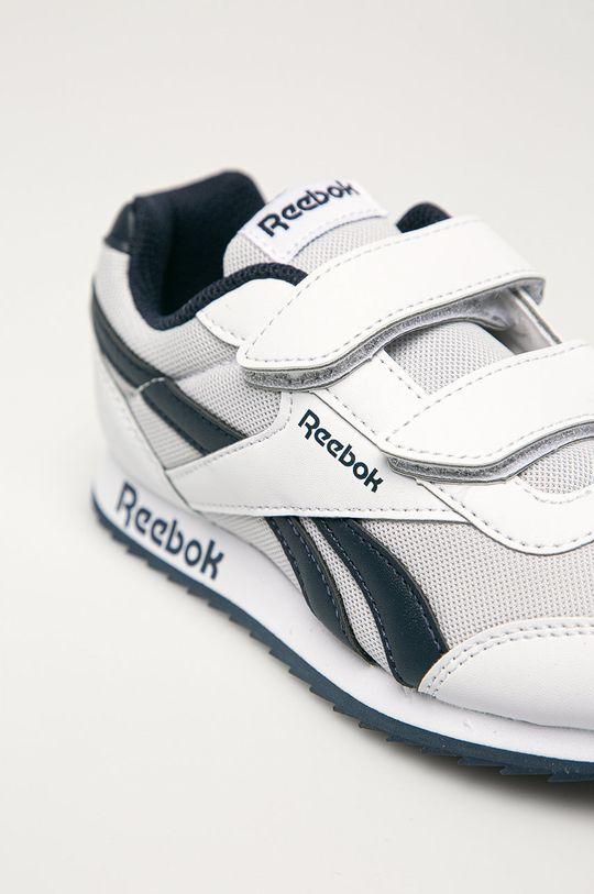 biały Reebok Classic - Buty dziecięce Royal