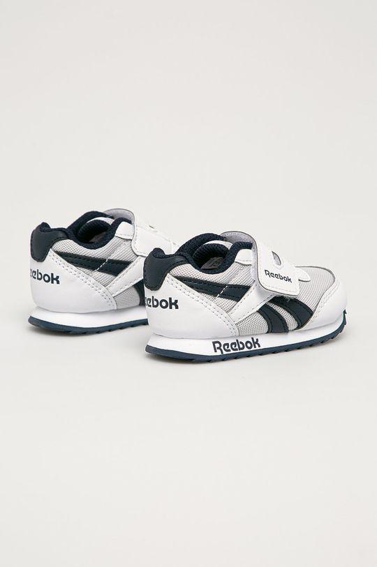Reebok Classic - Dětské boty Royal CLJOG  Svršek: Umělá hmota, Textilní materiál Vnitřek: Textilní materiál Podrážka: Umělá hmota