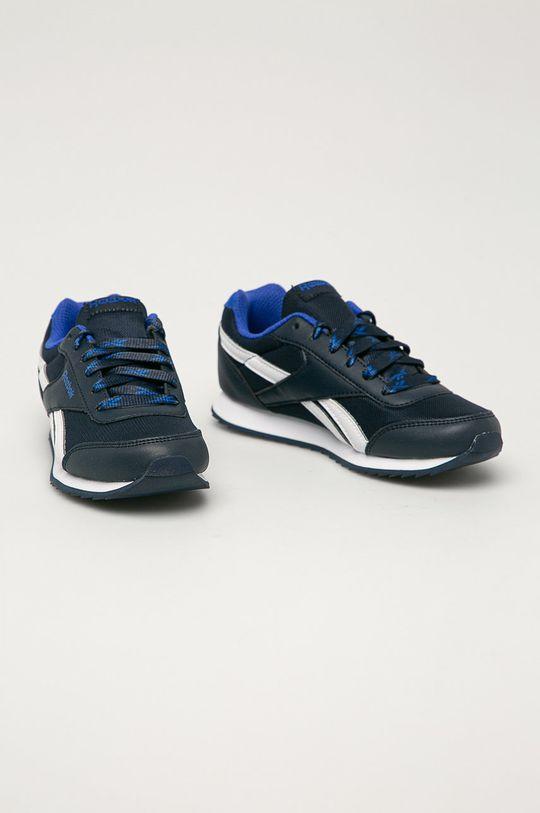 Reebok Classic - Dětské boty Royal námořnická modř