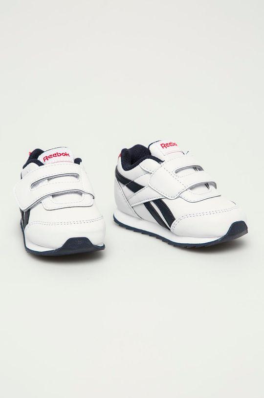 Reebok Classic - Buty dziecięce Royal biały