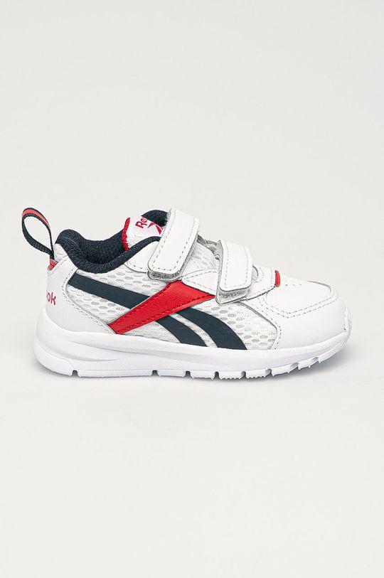 biela Reebok - Detské topánky Sprinter Chlapčenský