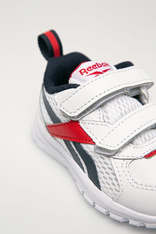 biela Reebok - Detské topánky Sprinter
