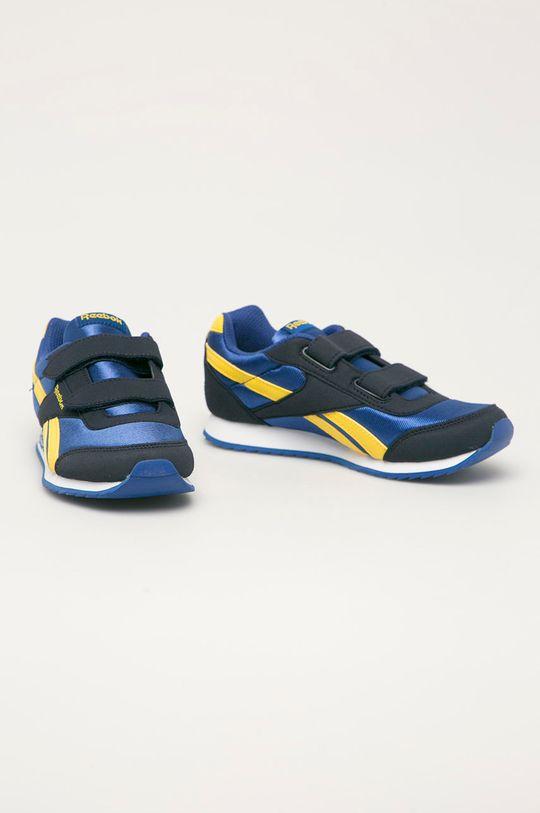 Reebok Classic - Dětské boty Royal modrá