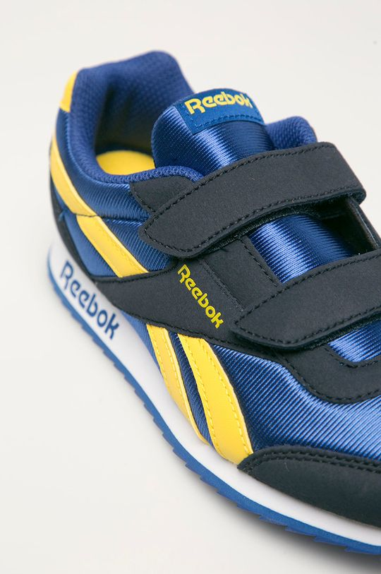 modrá Reebok Classic - Dětské boty Royal