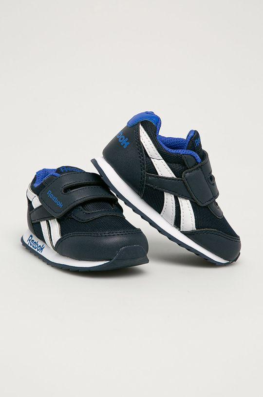 Reebok Classic - Dětské boty Royal CLJOG námořnická modř