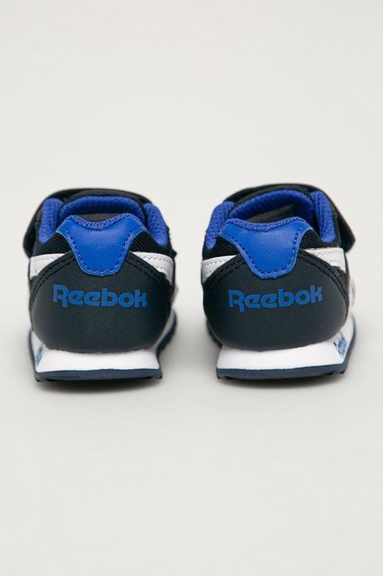 Reebok Classic - Dětské boty Royal CLJOG  Svršek: Umělá hmota Vnitřek: Textilní materiál Podrážka: Umělá hmota