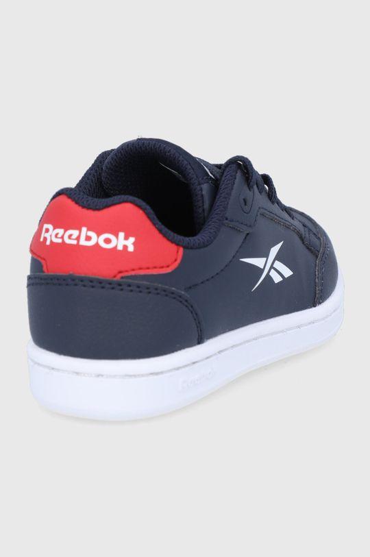 Reebok Classic - Detské kožené topánky ROYAL VECTOR  Zvršok: Prírodná koža Vnútro: Textil Podrážka: Syntetická látka