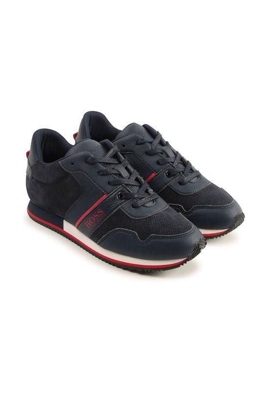 Boss - Dětské boty námořnická modř