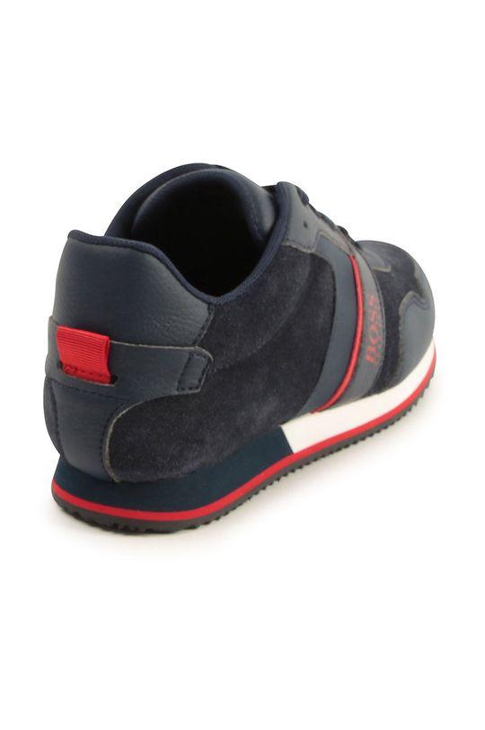 Boss - Dětské boty  Svršek: Textilní materiál, Přírodní kůže Podrážka: Umělá hmota Vložka: Textilní materiál
