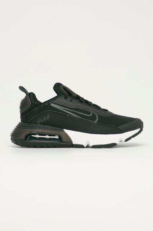 čierna Nike Kids - Detské topánky Nike Air Max 2090 Chlapčenský
