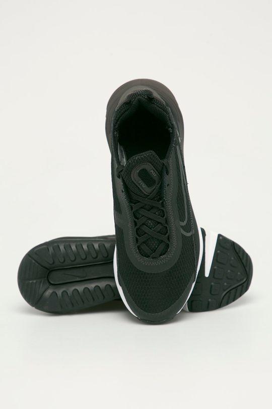 čierna Nike Kids - Detské topánky Nike Air Max 2090