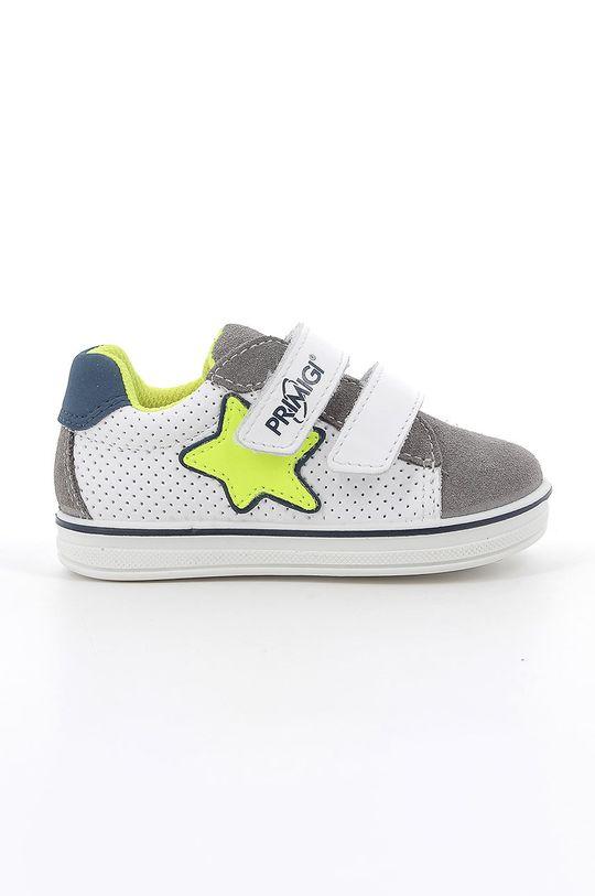 svetlosivá Primigi - Detské topánky Chlapčenský