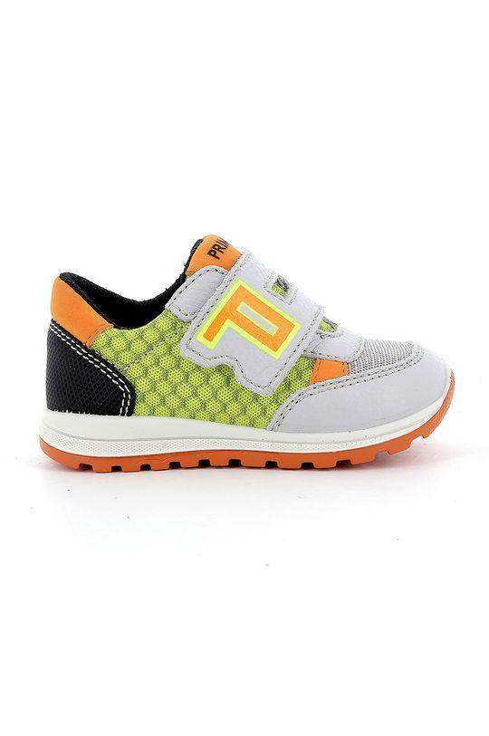 žlto-zelená Primigi - Detské topánky Chlapčenský