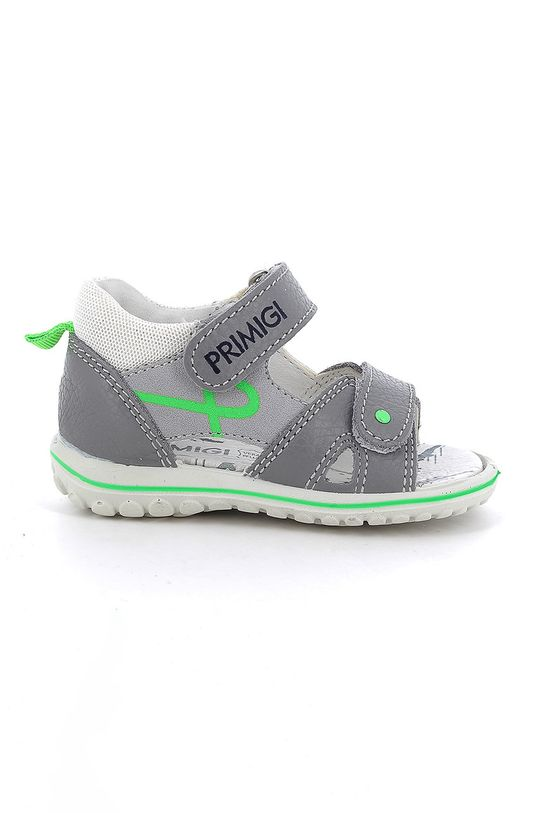 šedá Primigi - Dětské sandály Chlapecký