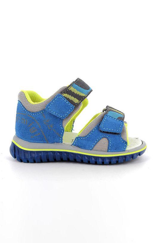 niebieski Primigi - Sandały dziecięce Chłopięcy