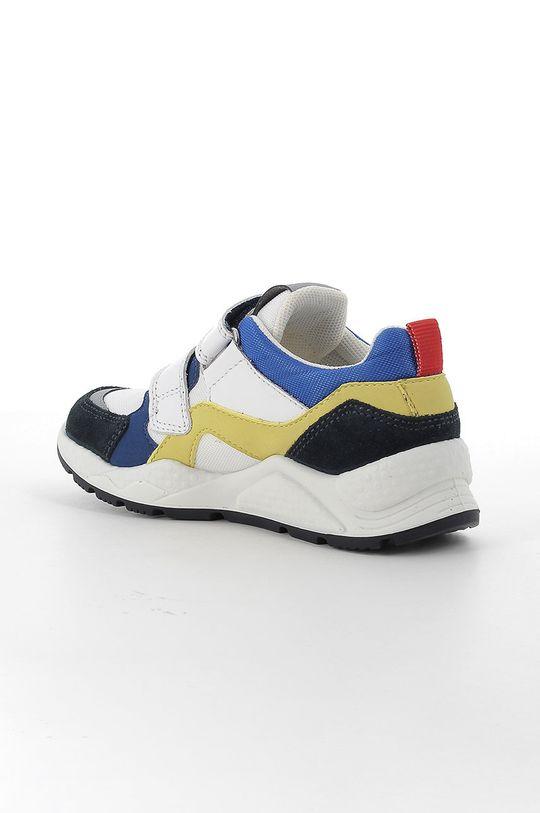 Primigi - Dětské boty  Svršek: Přírodní kůže, Semišová kůže Vnitřek: Textilní materiál Podrážka: Umělá hmota