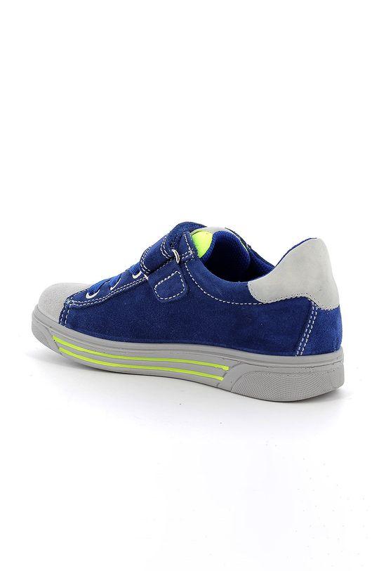 Primigi - Detské topánky  Zvršok: Semišová koža Vnútro: Textil Podrážka: Syntetická látka