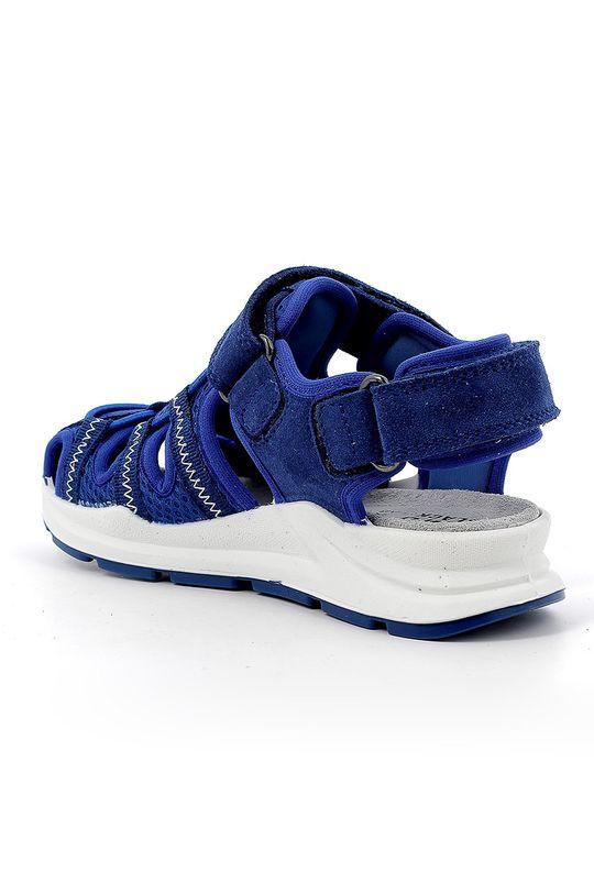Primigi - Dětské sandály  Svršek: Textilní materiál, Semišová kůže Podrážka: Umělá hmota Vložka: Přírodní kůže