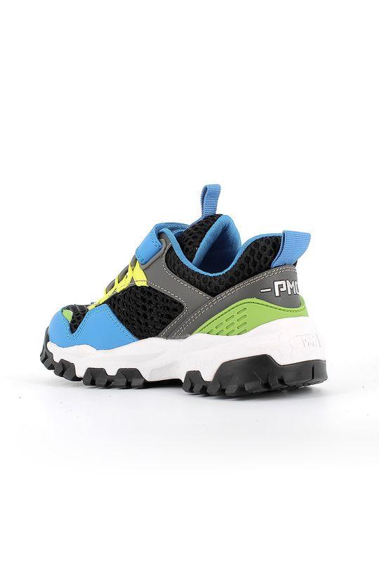 Primigi - Dětské boty  Svršek: Umělá hmota, Textilní materiál Vnitřek: Textilní materiál Podrážka: Guma