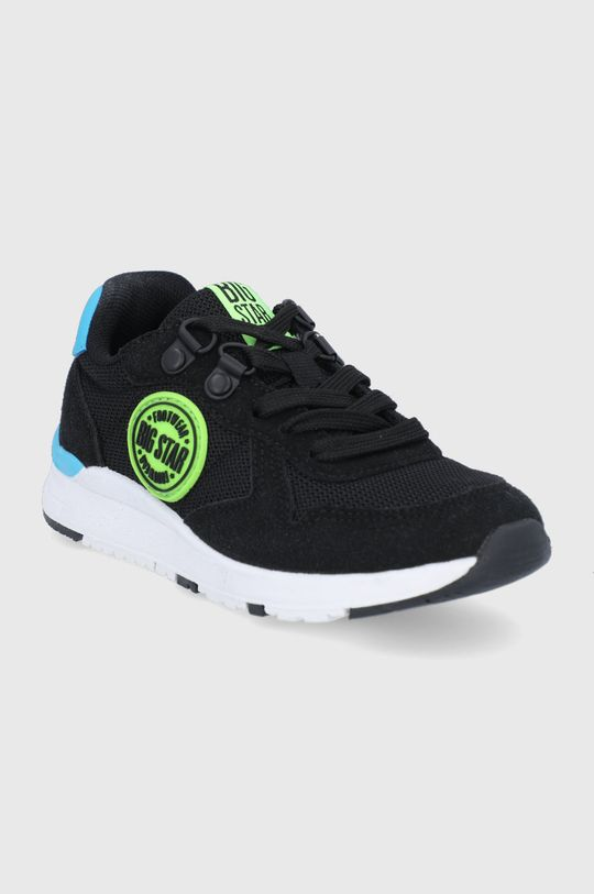 Big Star - Detské topánky čierna