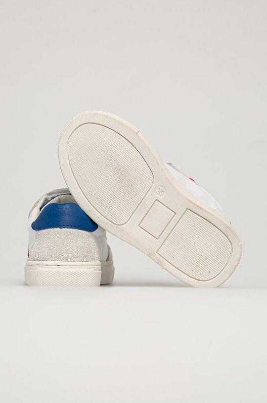 Pepe Jeans - Buty dziecięce Adams Archive Cholewka: Materiał tekstylny, Skóra naturalna, Wnętrze: Materiał tekstylny, Podeszwa: Materiał syntetyczny