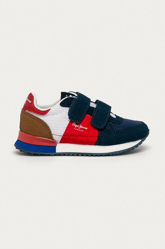 bleumarin Pepe Jeans - Pantofi copii Sydney De băieți