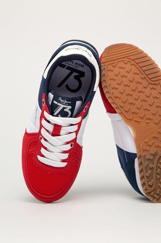 červená Pepe Jeans - Detské topánky Sydney