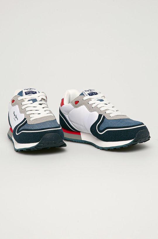 Pepe Jeans - Pantofi copii Klein New Boy bleumarin