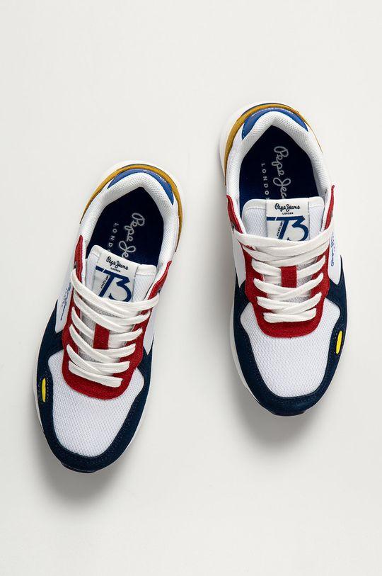 Pepe Jeans - Dětské boty York Basic  Svršek: Umělá hmota, Textilní materiál Vnitřek: Textilní materiál Podrážka: Umělá hmota
