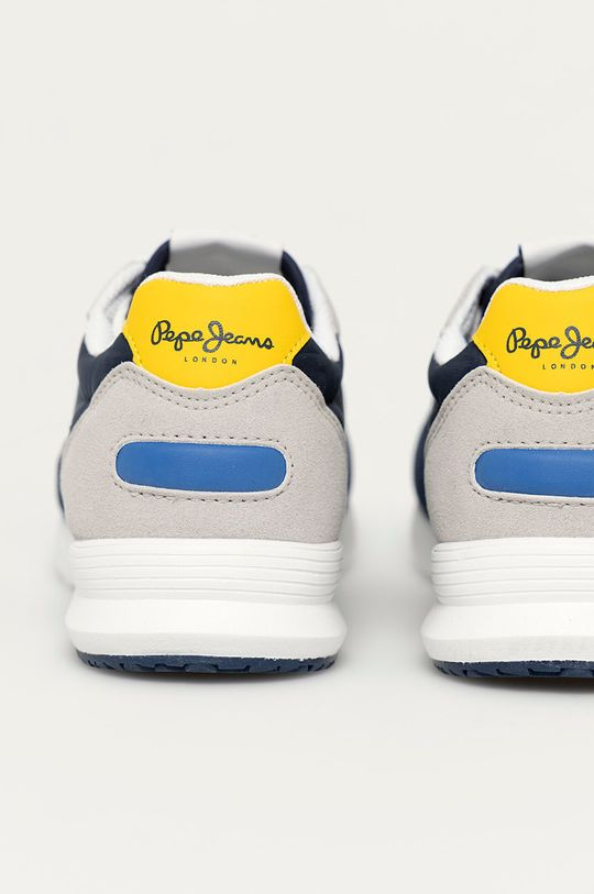 granatowy Pepe Jeans - Buty dziecięce York Basic