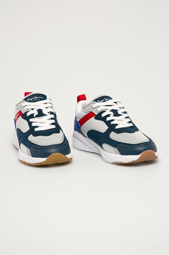 Pepe Jeans - Dětské boty Orbital 2.0 námořnická modř
