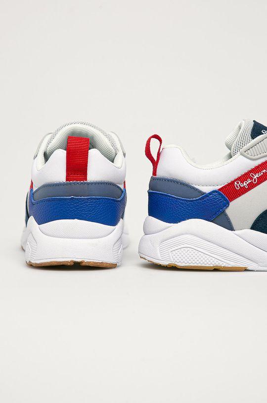 Pepe Jeans - Dětské boty Orbital 2.0  Svršek: Umělá hmota, Textilní materiál Vnitřek: Textilní materiál Podrážka: Umělá hmota