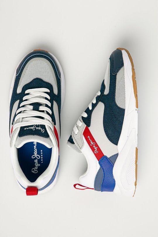 Pepe Jeans - Dětské boty Orbital 2.0 Chlapecký