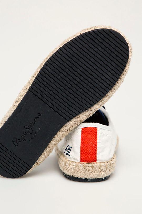 Pepe Jeans - Tenisówki dziecięce Tourist Combi Cholewka: Materiał tekstylny, Wnętrze: Materiał tekstylny, Podeszwa: Materiał syntetyczny