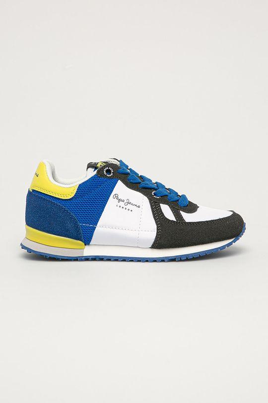 vícebarevná Pepe Jeans - Dětské boty Sydney Chlapecký