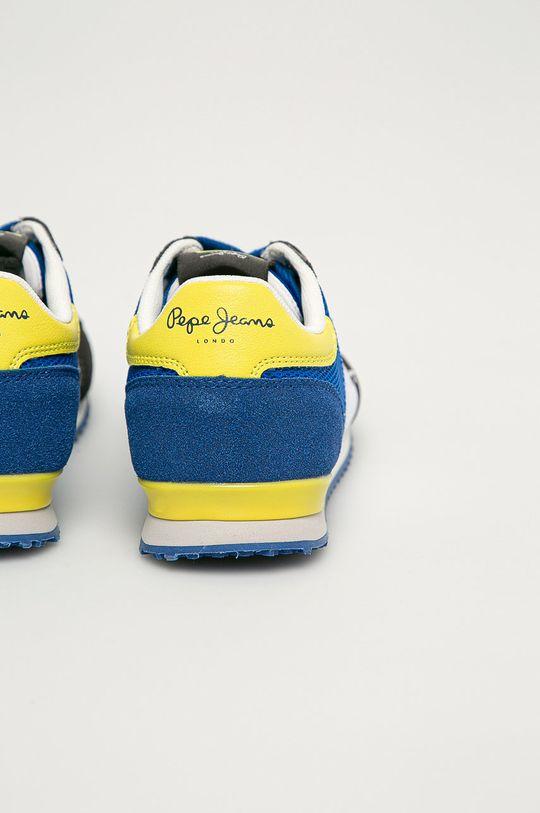 Pepe Jeans - Dětské boty Sydney  Svršek: Textilní materiál Vnitřek: Textilní materiál Podrážka: Umělá hmota