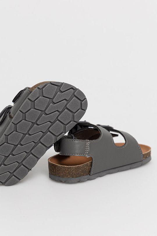 GAP - Sandały dziecięce Cholewka: Materiał syntetyczny, Wnętrze: Materiał tekstylny, Materiał syntetyczny, Podeszwa: Materiał syntetyczny