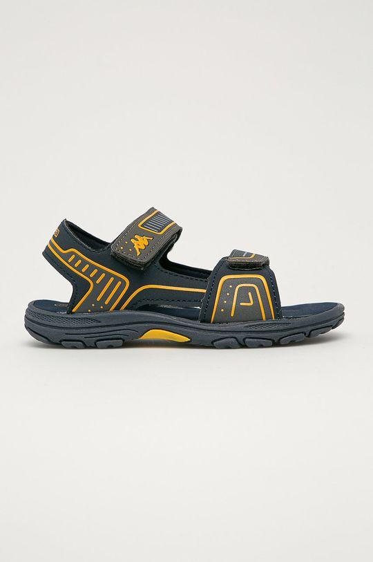 námořnická modř Kappa - Dětské sandály Paxos Chlapecký